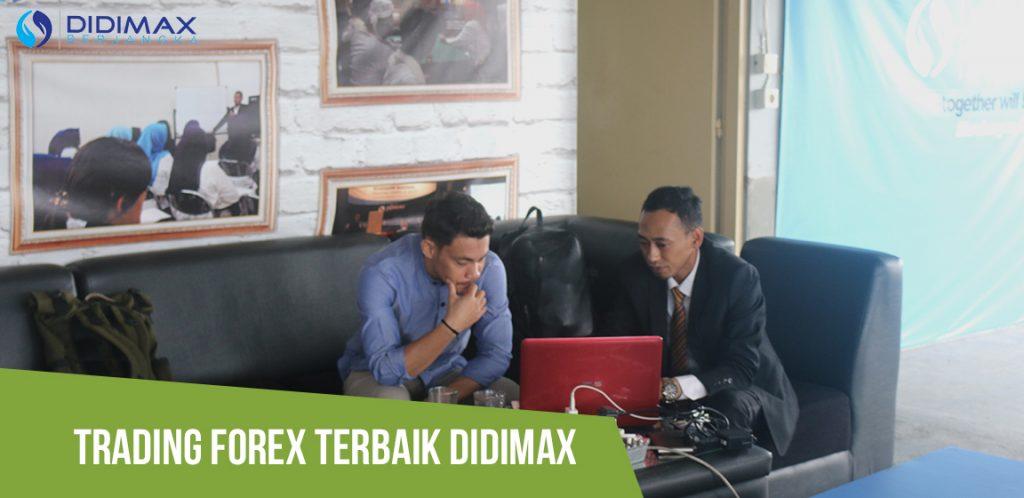 BROKER FOREX TERBAIK DIDIMAX DI PADANG