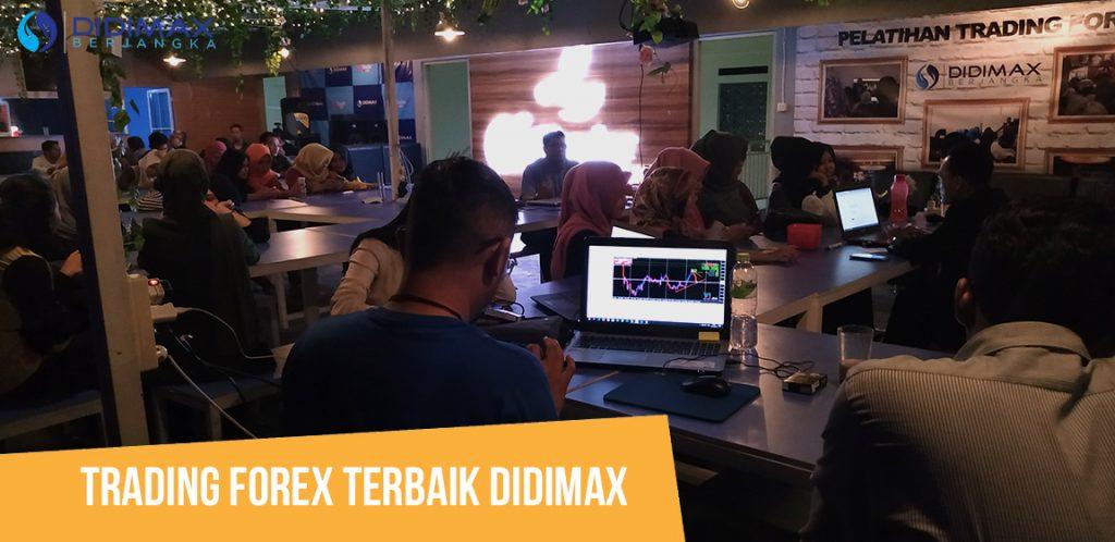 BROKER FOREX TERBAIK DIDIMAX DI TASIKMALAYA