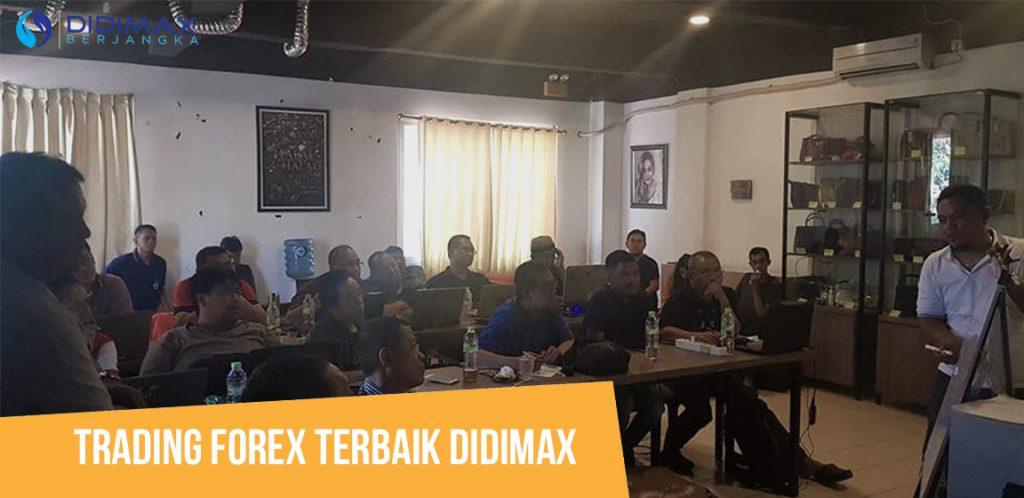 Broker Forex Terbaik Didimax di Kupang, Nusa Tenggara Timur