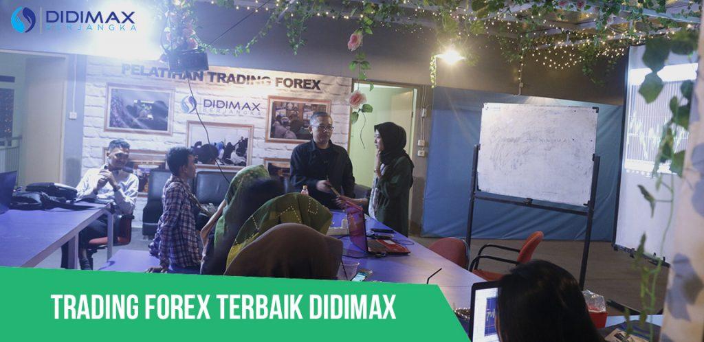 TRADING FOREX PEMULA BERSAMA DIDIMAX