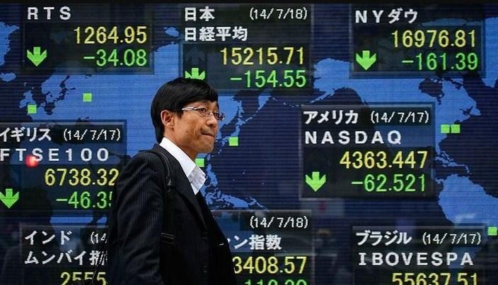 Brexit Ditunda, Bursa Asia Naik Tipis Karena Isu AS-China