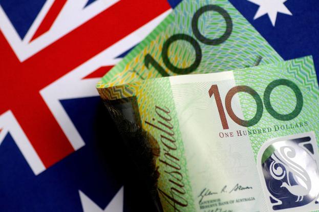 Dolar Australia Terbebani Risalah Pertemuan RBA