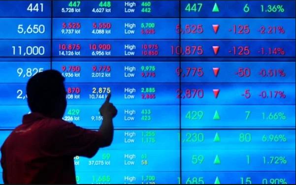 Hasil Rapat Bank Sentral Eropa (ECB) Tebar Sentimen Negatif ke Pasar Asia