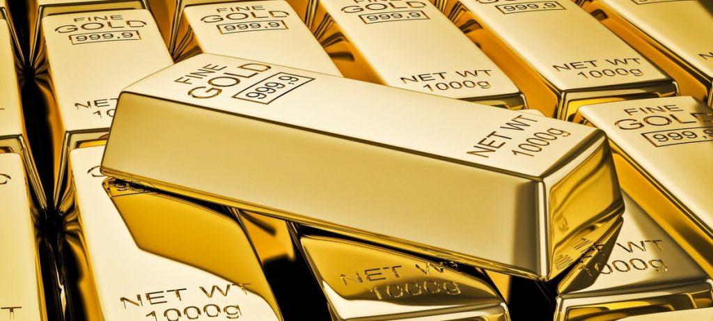 Dalam Seminggu Harga Emas Turun ke Level Terendah