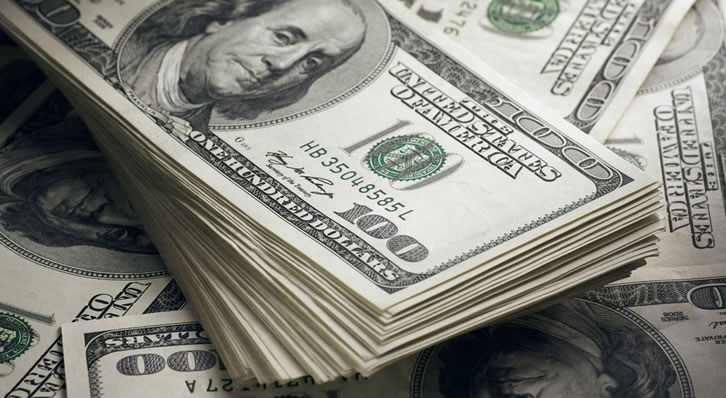 Jelang Rilis Data Ekonomi, Dolar AS Naik Tipis
