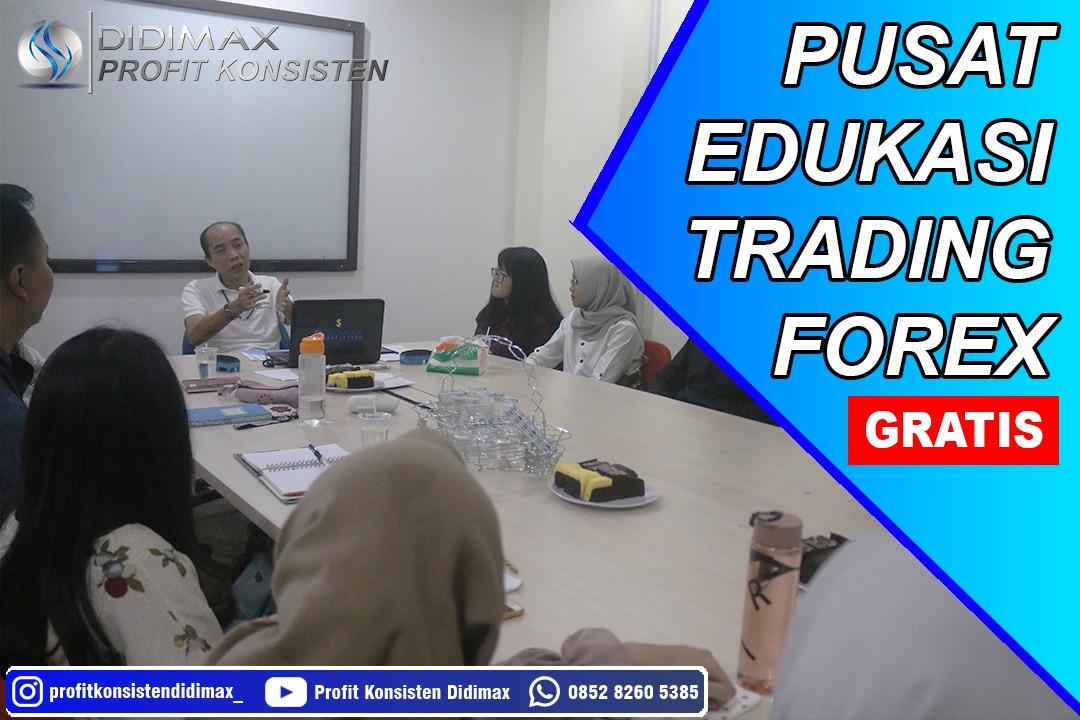 PUSAT EDUKASI TRADING FOREX DI TASIKMALAYA