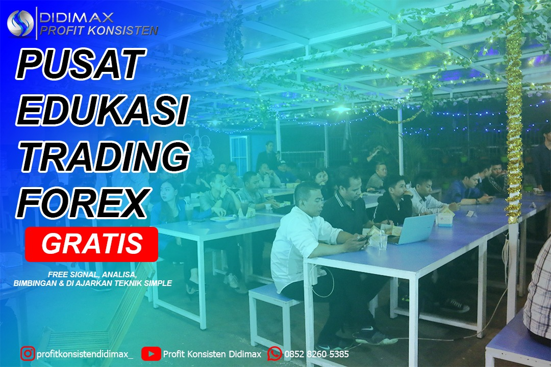 PUSAT EDUKASI TRADING FOREX DI JAKARTA BARAT