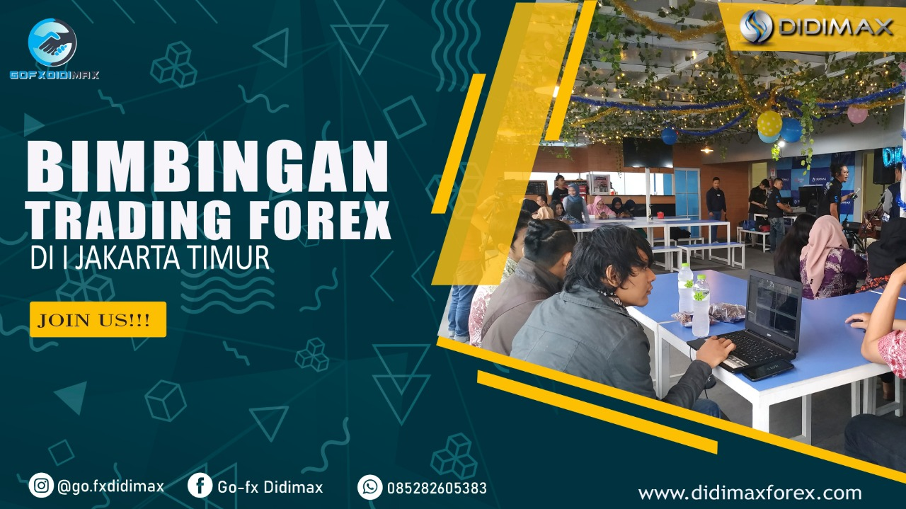 BIMBINGAN TRADING FOREX DI JAKARTA TIMUR