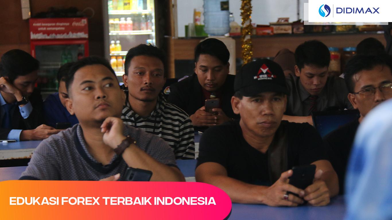 EDUKASI FOREX TERBAIK DI JAKARTA TIMUR