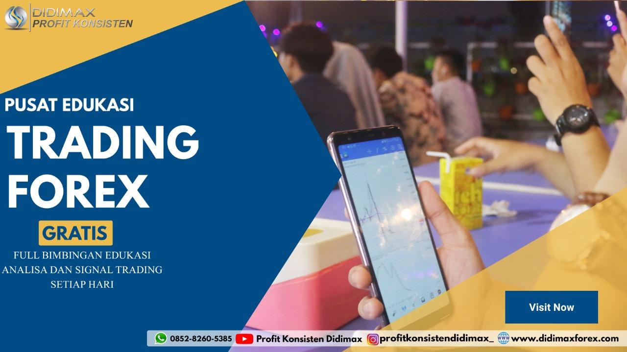 PUSAT EDUKASI TRADING FOREX DI PUNCAK JAYA