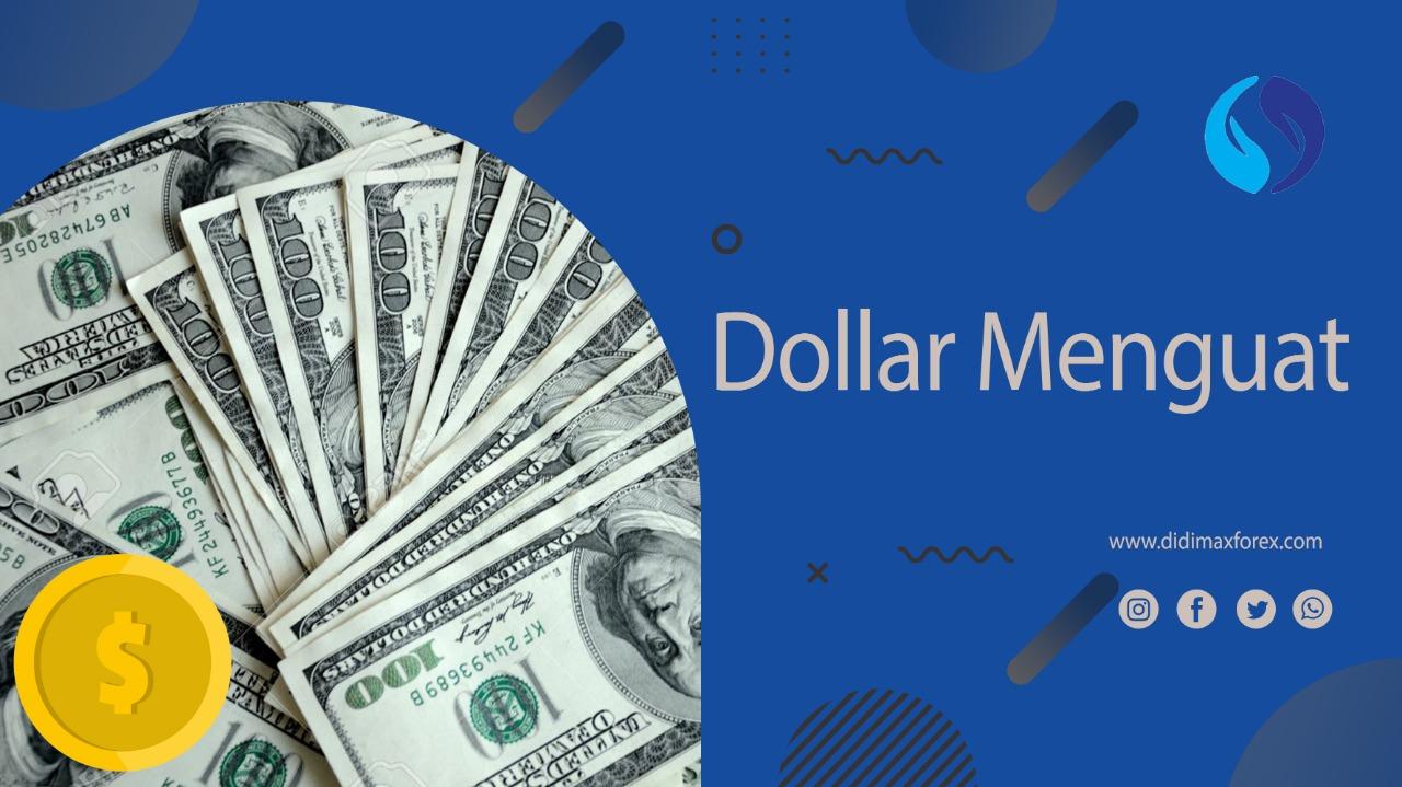 Dolar Kembali menguat pada Rabu Pagi