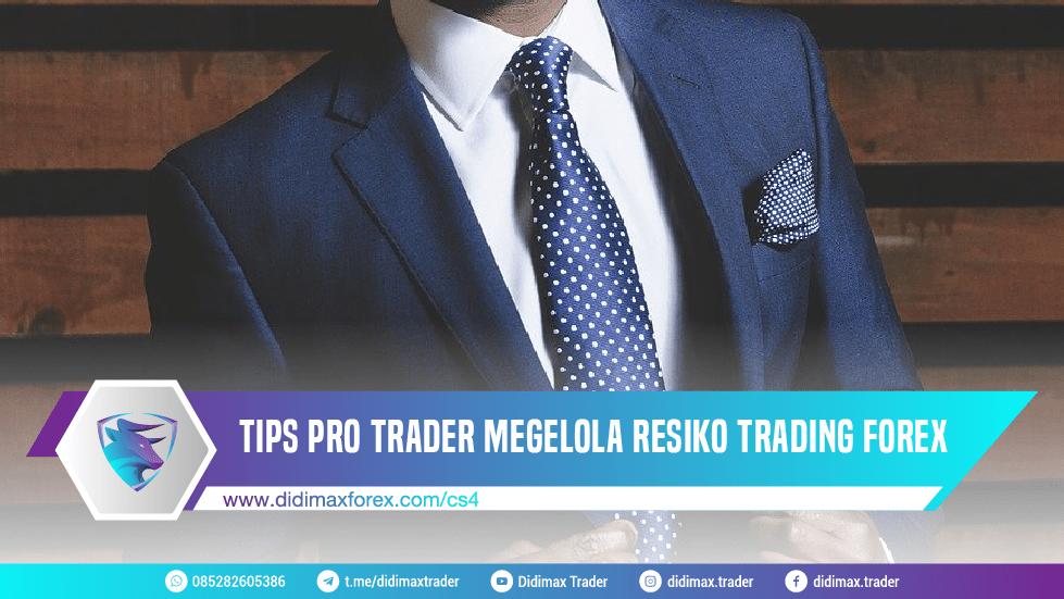 TIPS PRO TRADER MEGELOLA RESIKO TRADING FOREX