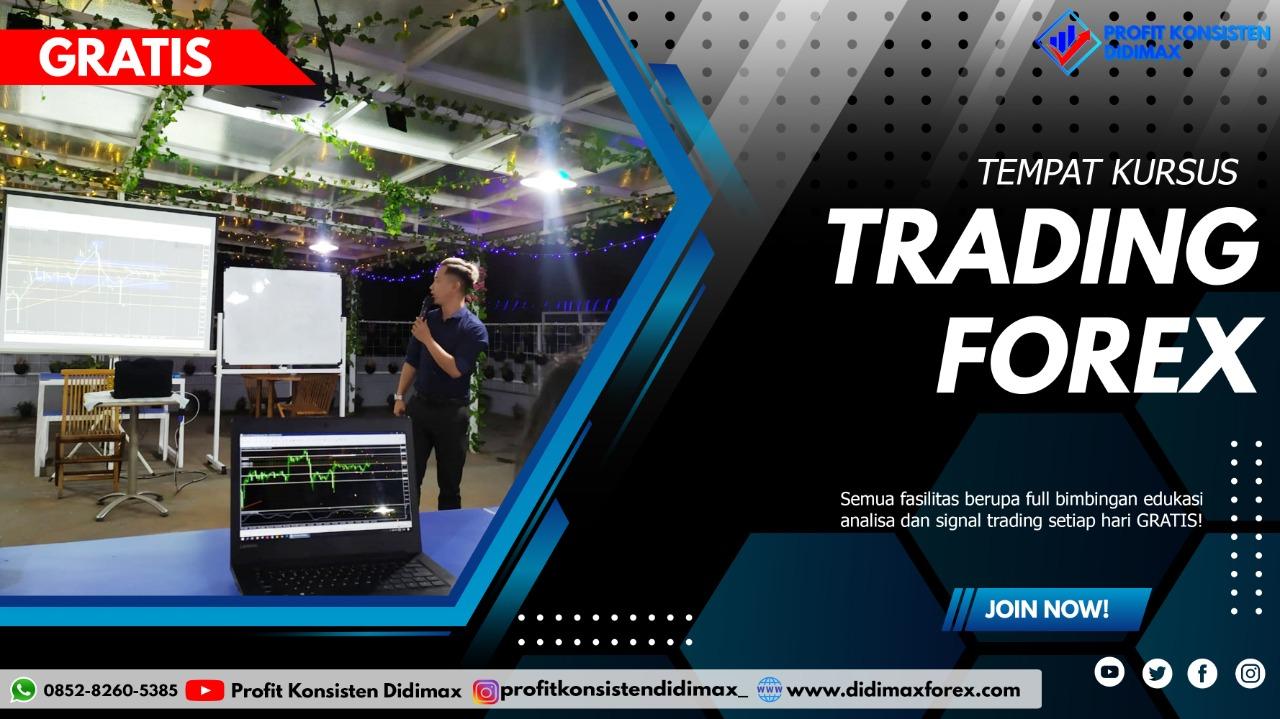 TEMPAT KURSUS TRADING FOREX DI KARAWANG