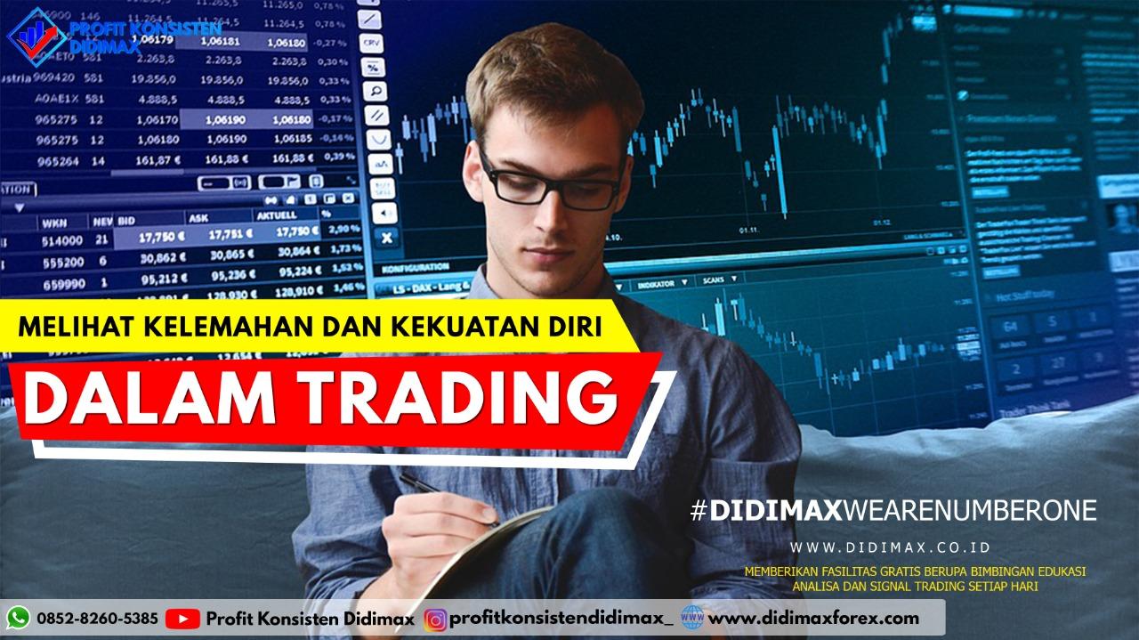 Melihat Kelemahan dan Kekuatan Diri dalam Trading