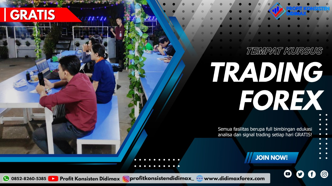 TEMPAT KURSUS TRADING FOREX DI PATI JATENG