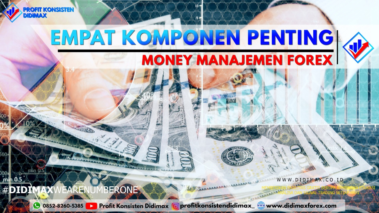 4 Komponen Penting Money Management Forex
