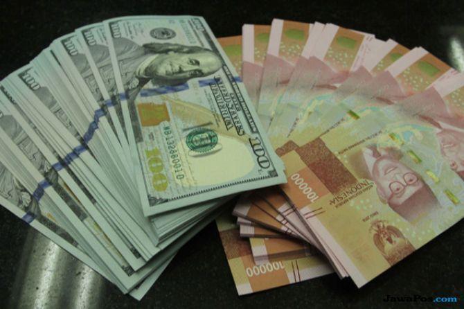 Kurs rupiah bisa loyo lagi versus dolar AS