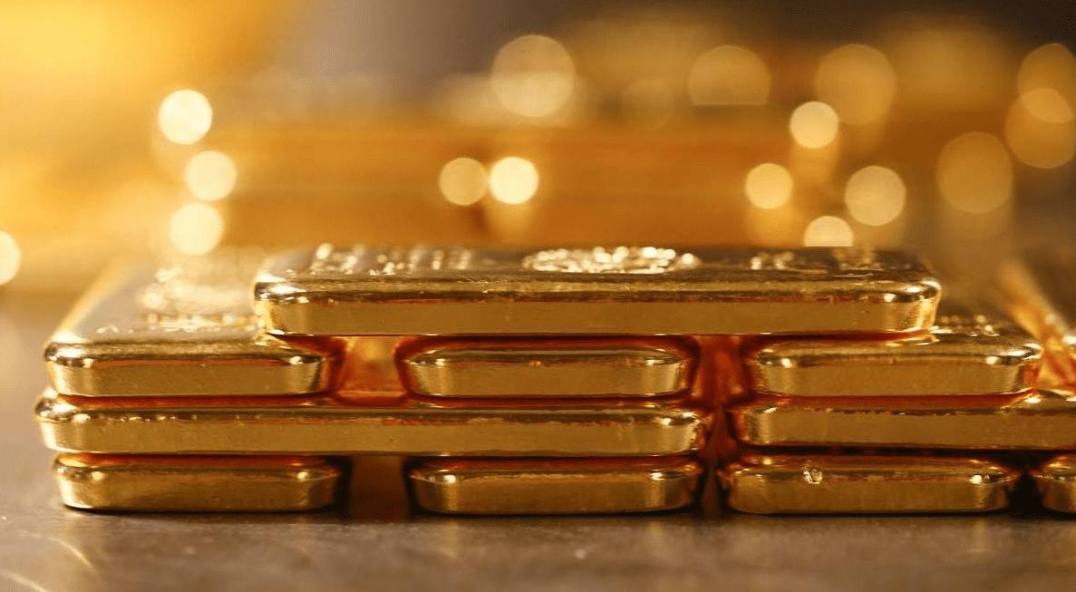 Harga Emas Anjlok Usai Menguat dalam Beberapa Hari Terakhir
