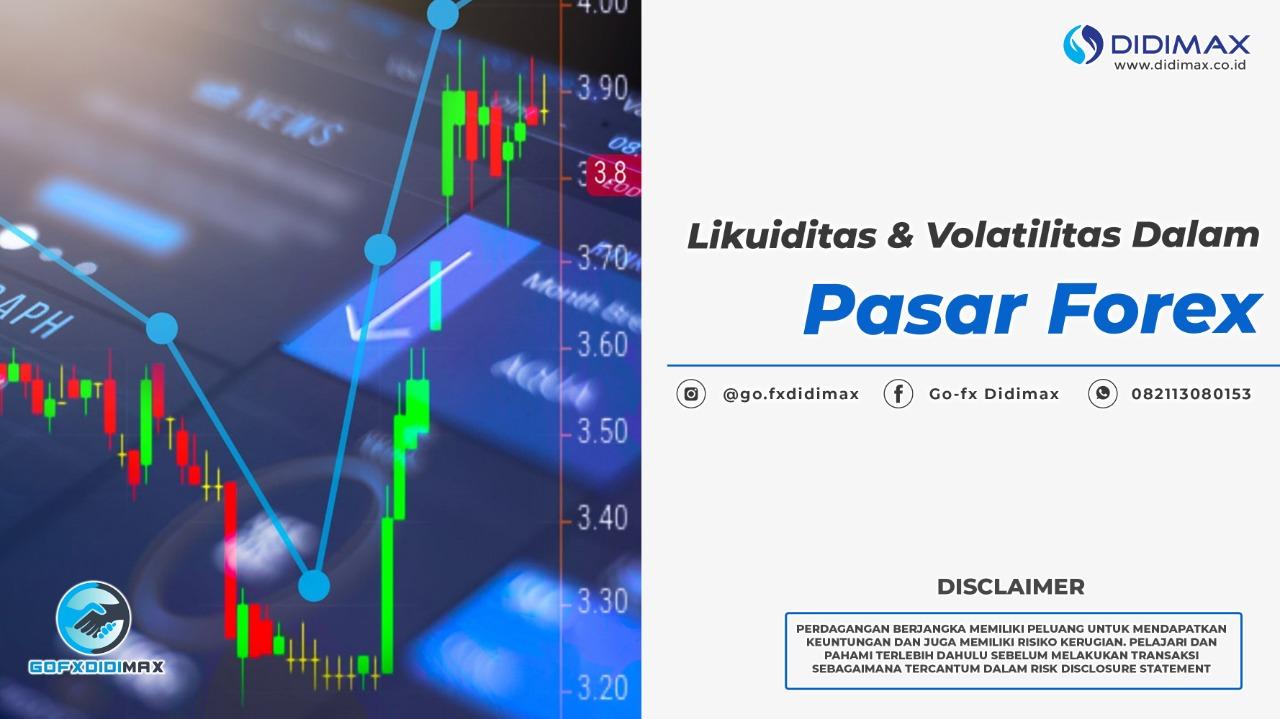 Likuiditas Dan Volatilitas Dalam Pasar Forex