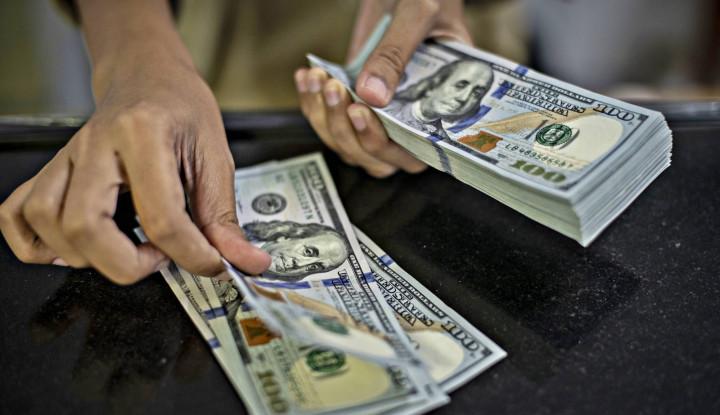Klaim Pengangguran Naik, Indeks Dolar AS Lesu
