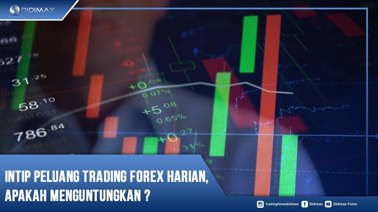 Intip Peluang Trading Forex Harian, Apakah Menguntungkan?