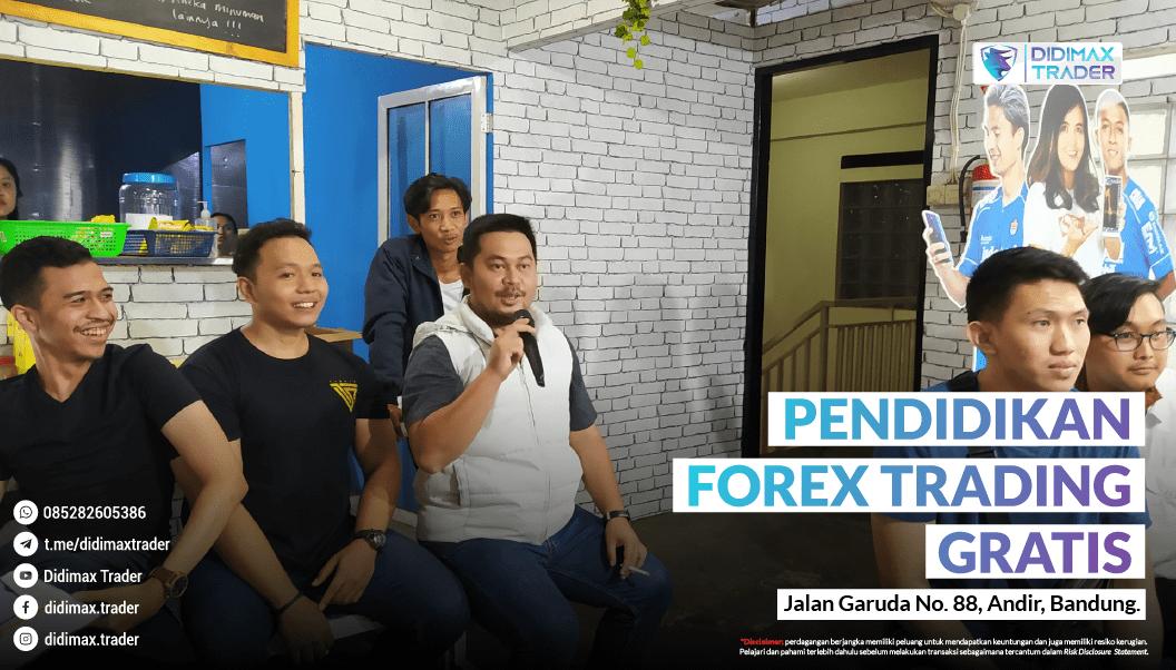 PENDIDIKAN FOREX TRADING GRATIS DI TULANG BAWANG
