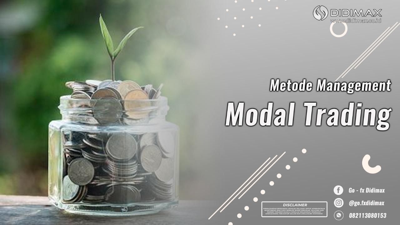 Metode Management Modal Trading
