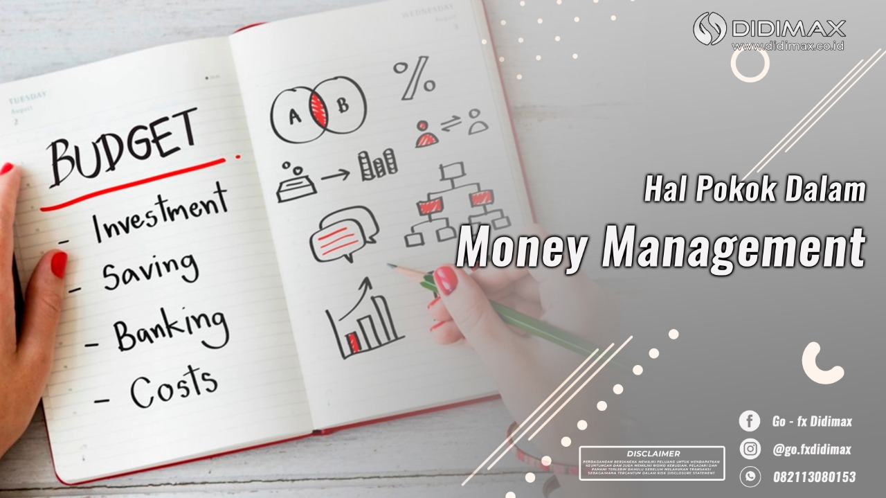 Hal Pokok Dalam Money Management