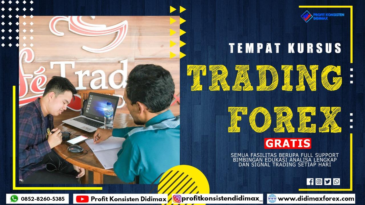 TEMPAT KURSUS TRADING FOREX DI KUPANG NTT