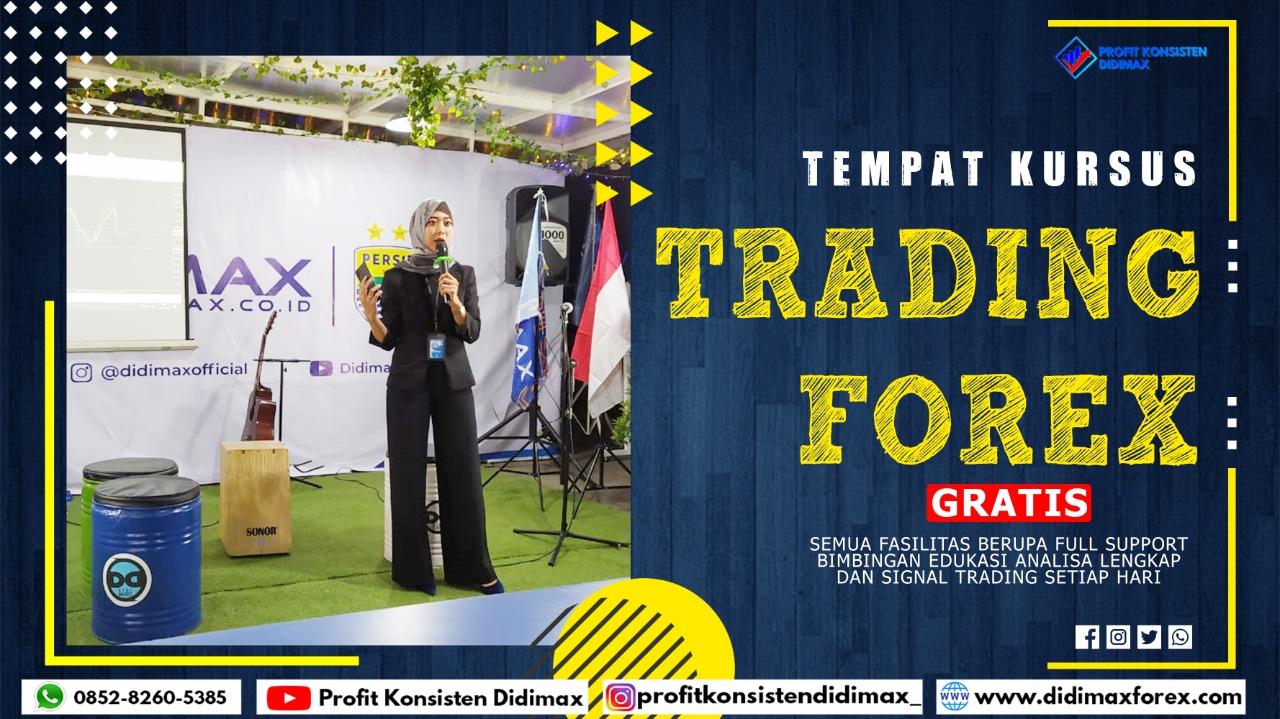 TEMPAT KURSUS TRADING FOREX DI MALAKA NTT