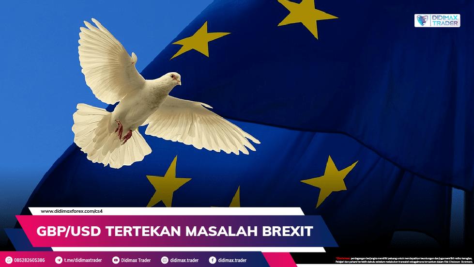 GBP/USD Tertekan Masalah Brexit