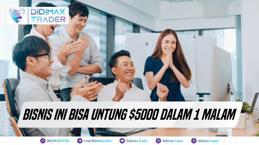 BISNIS INI BISA UNTUNG $5000 DALAM 1 MALAM