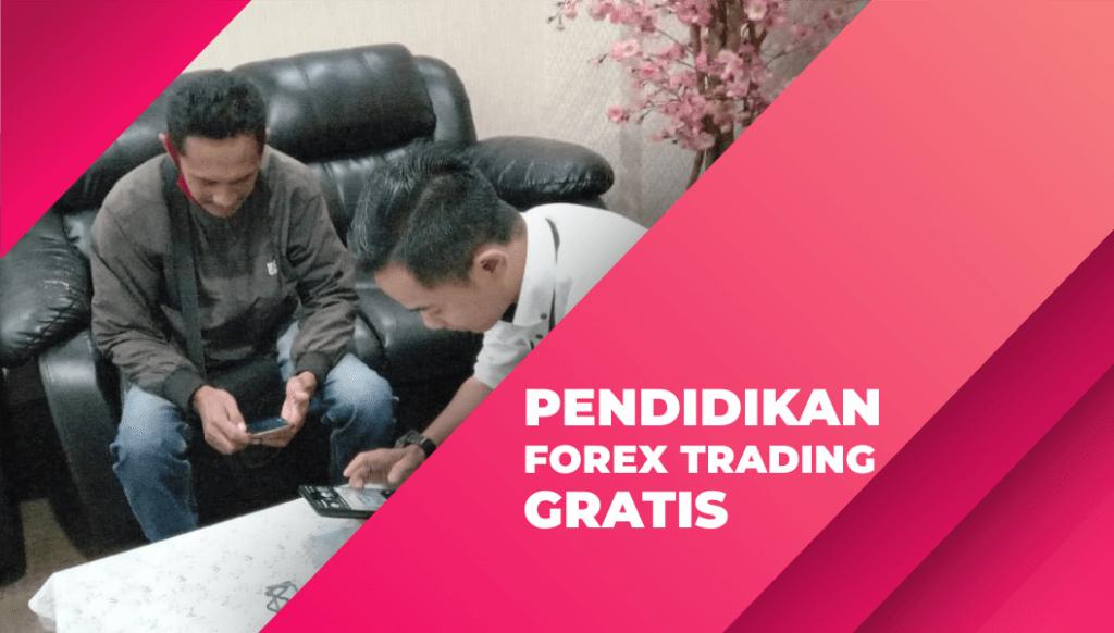 PENDIDIKAN FOREX TRADING GRATIS DI MALANG