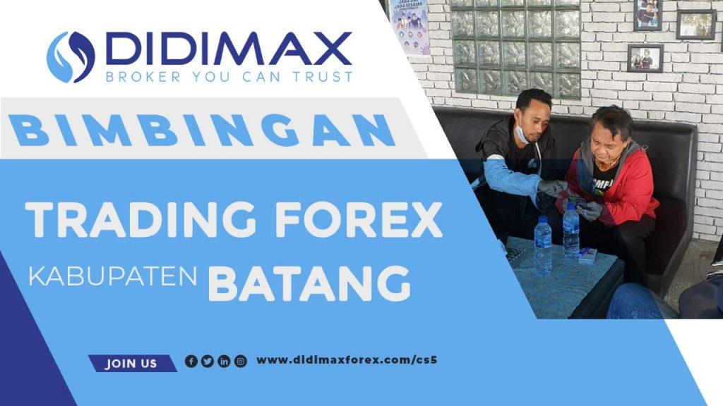 BIMBINGAN TRADING FOREX DI BATANG