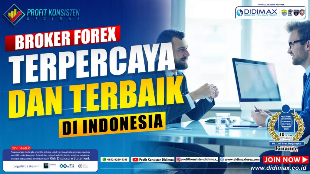 Broker Forex Terpercaya dan Terbaik di Indonesia