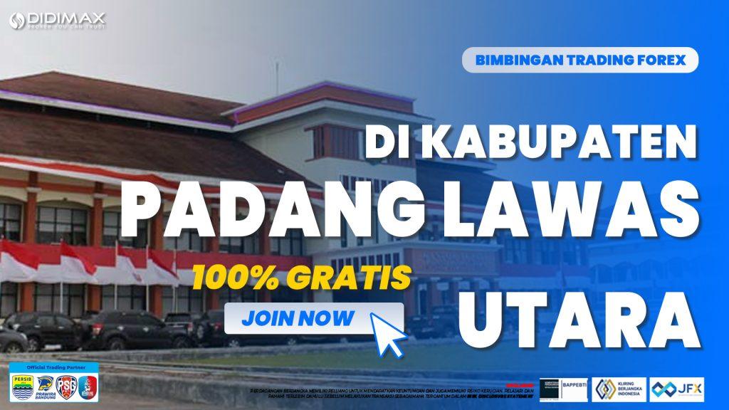 BIMBINGAN TRADING FOREX DI KABUPATEN PADANG LAWAS UTARA