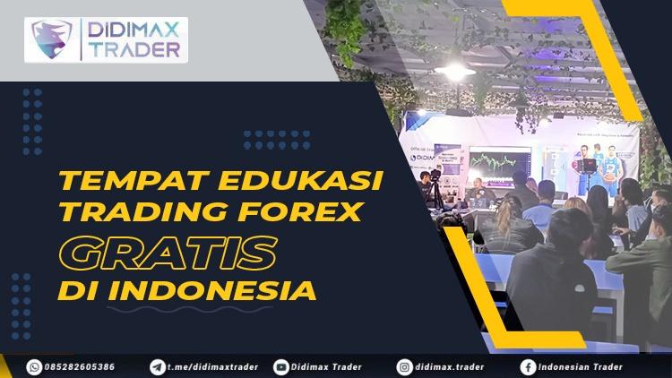 TEMPAT EDUKASI TRADING FOREX GRATIS DI KABUPATEN DAIRI INDONESIA