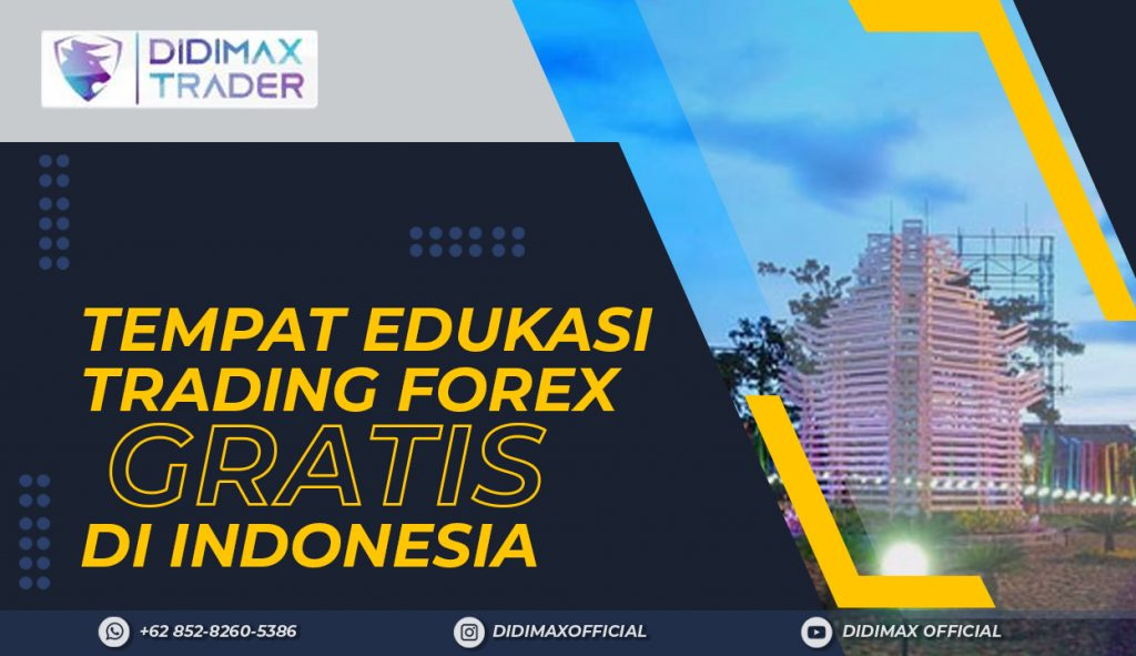 TEMPAT EDUKASI FOREX TRADING GRATIS DI KOTA SERANG INDONESIA
