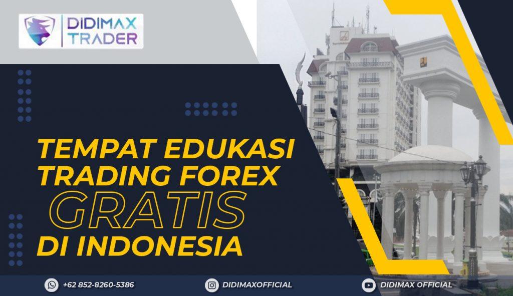 TEMPAT EDUKASI FOREX TRADING GRATIS DI KABUPATEN BOGOR INDONESIA