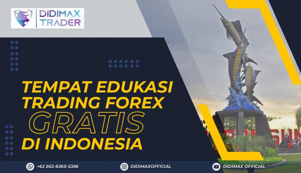 TEMPAT EDUKASI FOREX TRADING GRATIS DI KABUPATEN PANGANDARAN INDONESIA