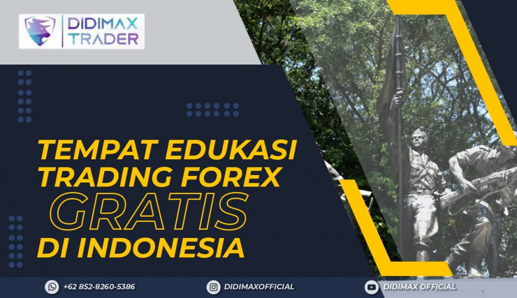 TEMPAT EDUKASI FOREX TRADING GRATIS DI KABUPATEN SUKABUMI INDONESIA