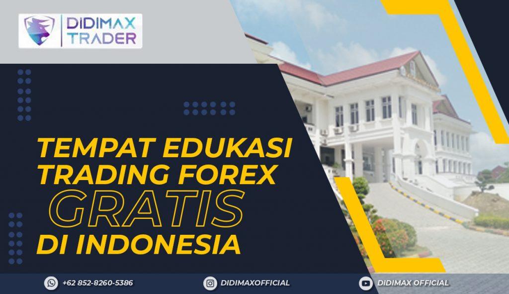 TEMPAT EDUKASI FOREX TRADING GRATIS DI KABUPATEN KARIMUN INDONESIA