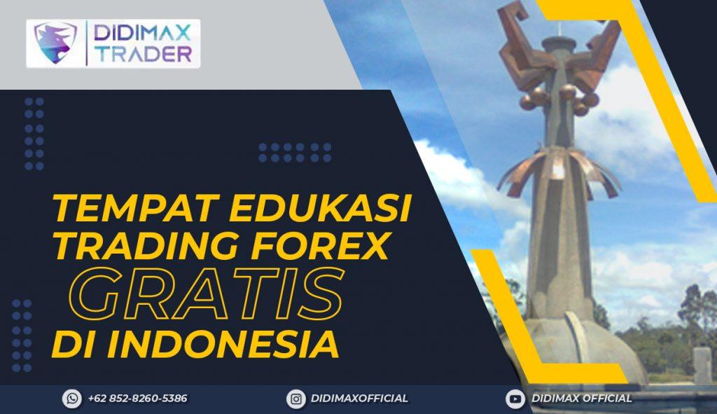 TEMPAT EDUKASI FOREX TRADING GRATIS DI KABUPATEN LAMPUNG BARAT INDONESIA