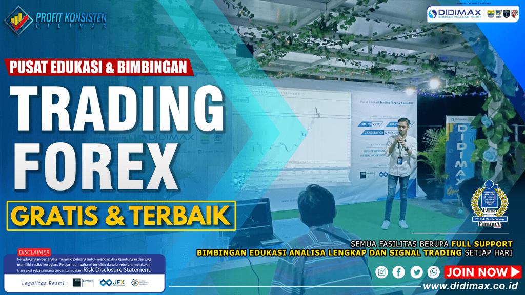 PUSAT EDUKASI & BIMBINGAN TRADING FOREX DI TANJUNG JABUNG TIMUR