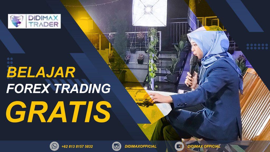 BELAJAR FOREX TRADING GRATIS DI KABUPATEN BIMA INDONESIA