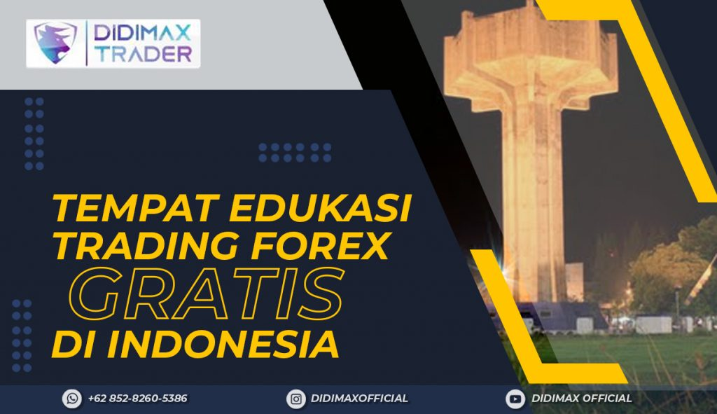 TEMPAT EDUKASI FOREX TRADING GRATIS DI KABUPATEN GROBONGAN INDONESIA