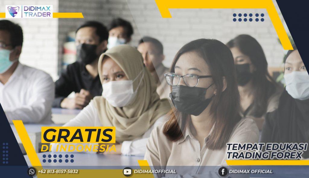 TEMPAT EDUKASI FOREX TRADING GRATIS DI KABUPATEN SAMPANG INDONESIA