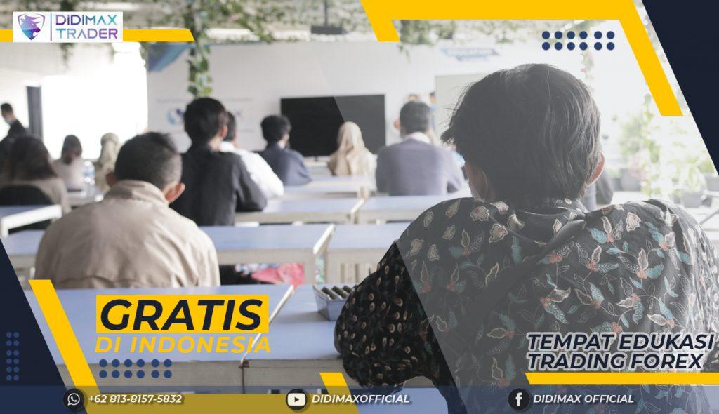 TEMPAT EDUKASI FOREX TRADING GRATIS DI KABUPATEN TRENGGALEK INDONESIA