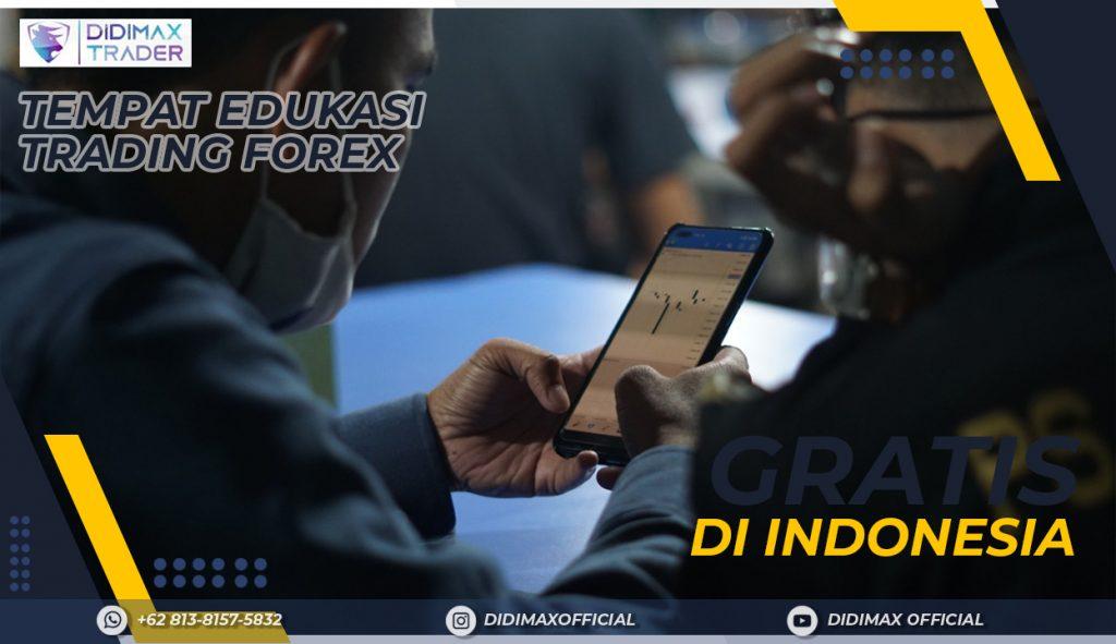 TEMPAT EDUKASI FOREX TRADING GRATIS DI KOTA SURAKARTA INDONESIA