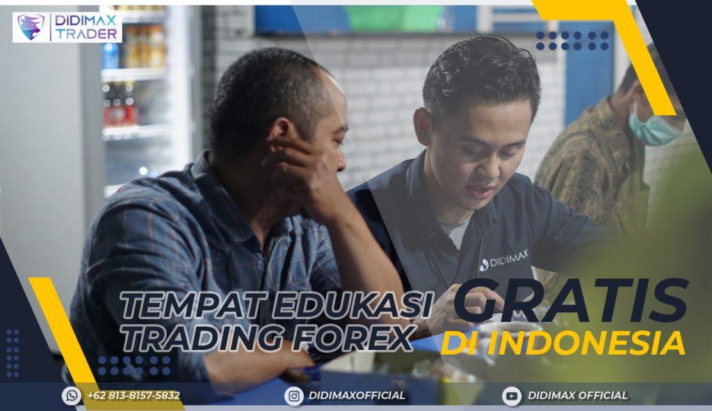 TEMPAT EDUKASI FOREX TRADING GRATIS DI KABUPATEN BANYUWANGI INDONESIA